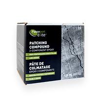 Pâte de colmatage - Époxy 2 composants